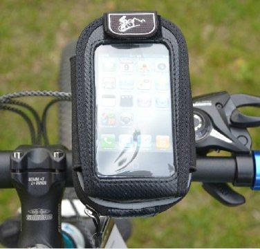 IB QD Cycling Bicycle Touch Phone Bag for Handlebar