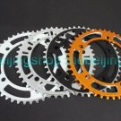 Hollow Out 7075 44T Fixie Bicycle Chain Gear Crankring