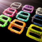 Strength plastic made Fixed Gear bike Platform Pedals