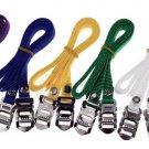 Colorful Fixie Bicycle Padals Toe Clip Straps