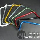 Anode Fixed Gear Bike BULL HORN Handlebar (Multi-color)