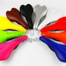 Matte Color Fixie Fixed Gear Bike Saddle Seat