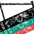 Cycling Fixie MTB Bicycle Frame Tube Sticker (Death)