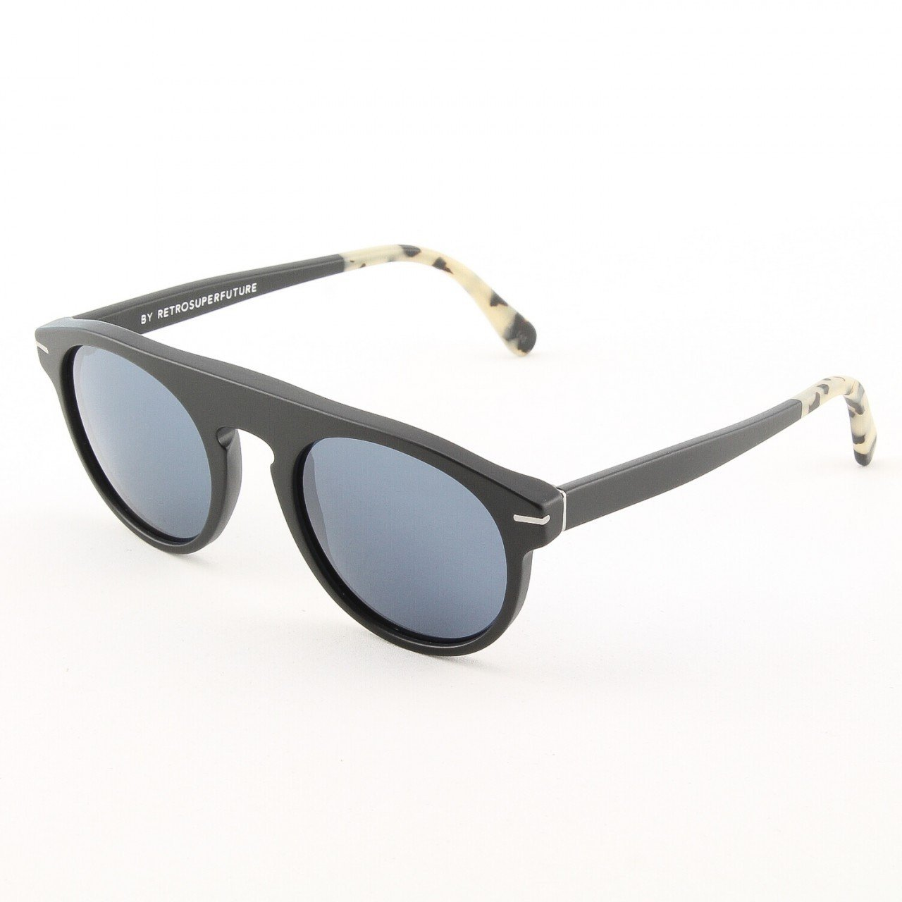 Super Racer 908/3T Sunglasses Color Puma Black Marble Pattern by RETROSUPERFUTURE