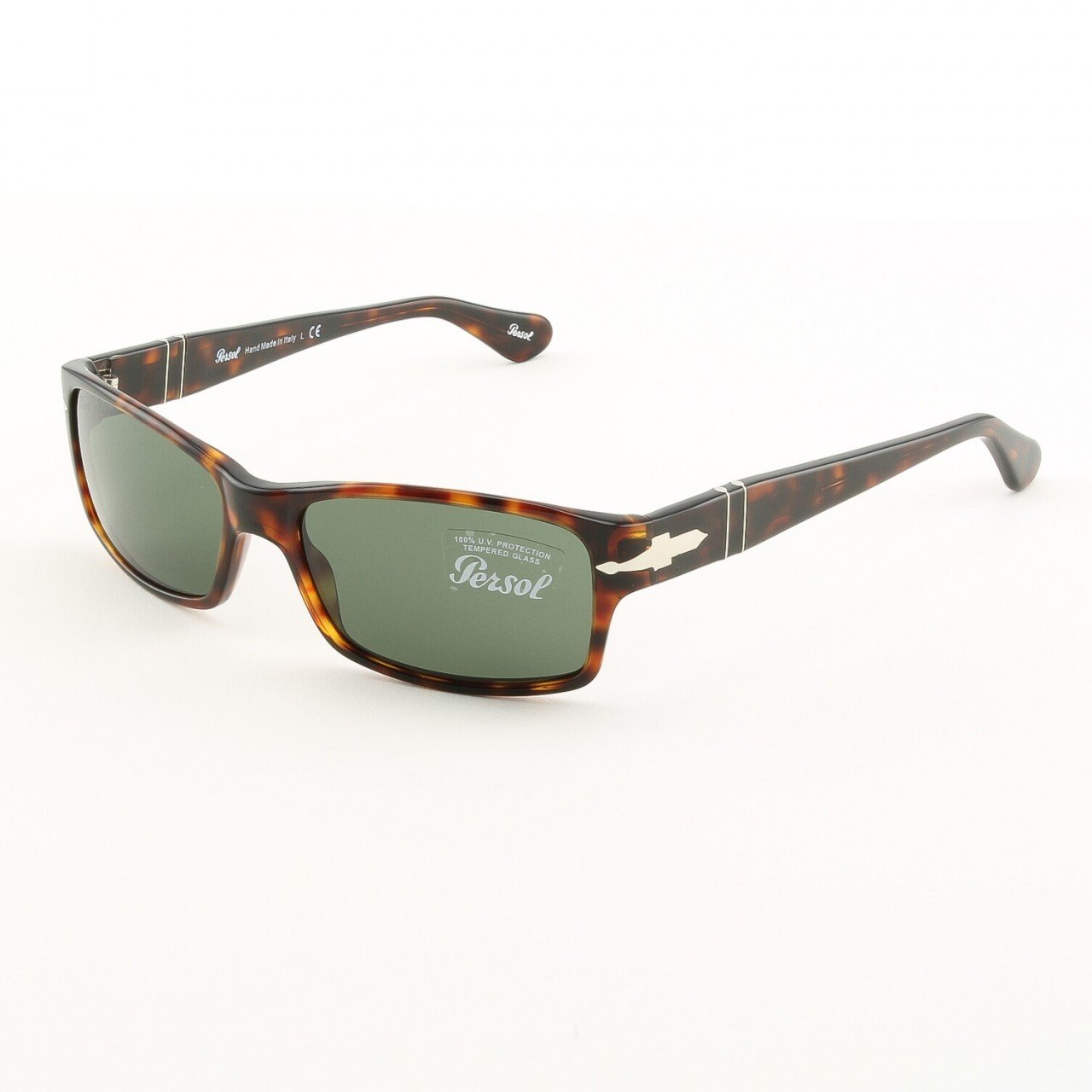 Persol PO2803S 24/31 55mm Havana Sunglasses with Grey Lenses