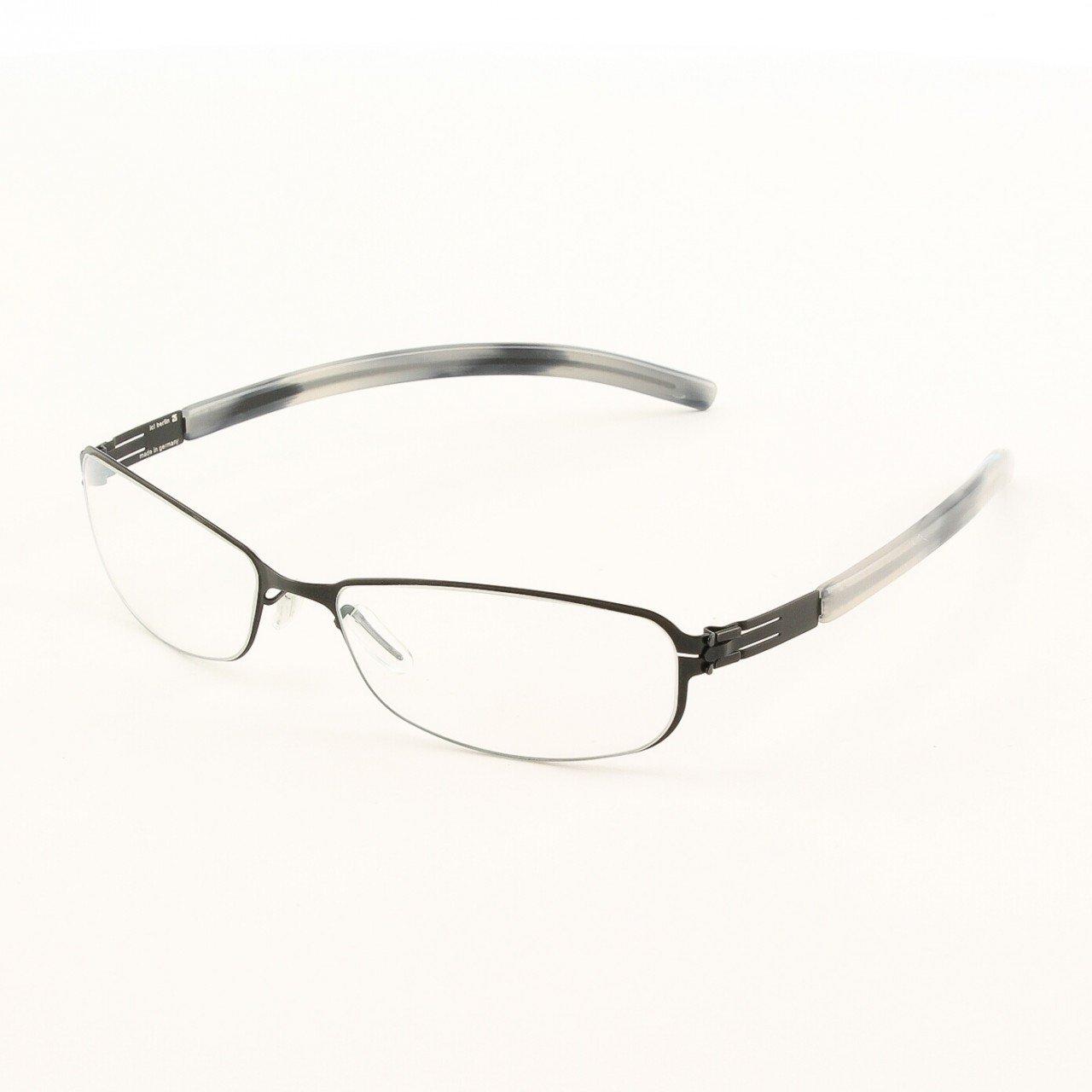ic! Berlin Haffkrug Eyeglasses Col. Gold with Clear Lenses
