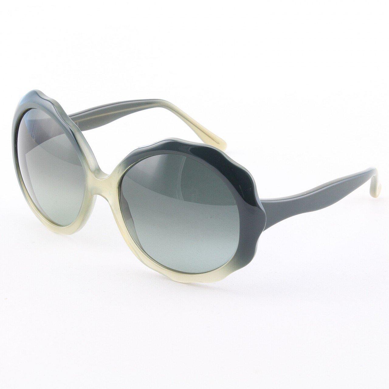 Marni MA131S Sunglasses Col. 15 Gray with Gray Gradient Lenses