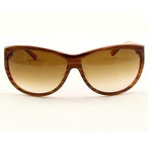 BLINDE LIPS LIKE SUGAR Sunglasses Tortoise Flamingo Pink Frame Gradient Lenses