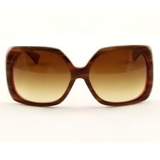 BLINDE SWEET VENDETTA Sunglasses Tortoise Flamingo Pink Frame Brown Gradient