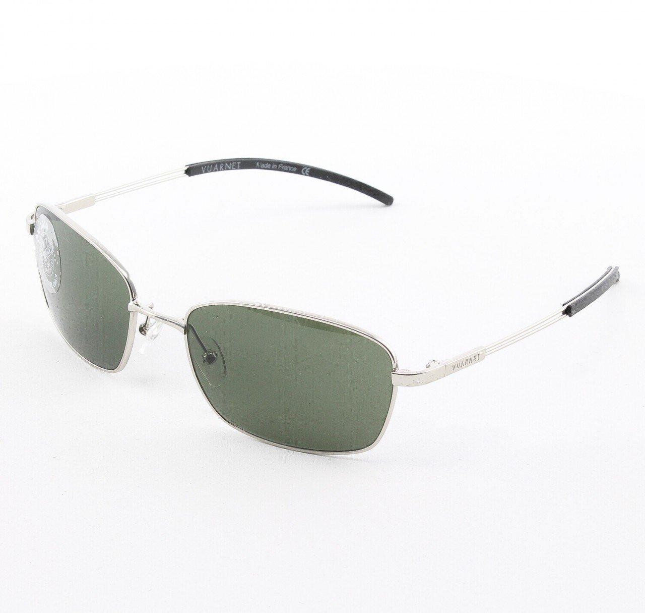 Vuarnet VL 1143 Sunglasses Col. L00B 1121 Black & Chrome with Grey PX3000 Lenses