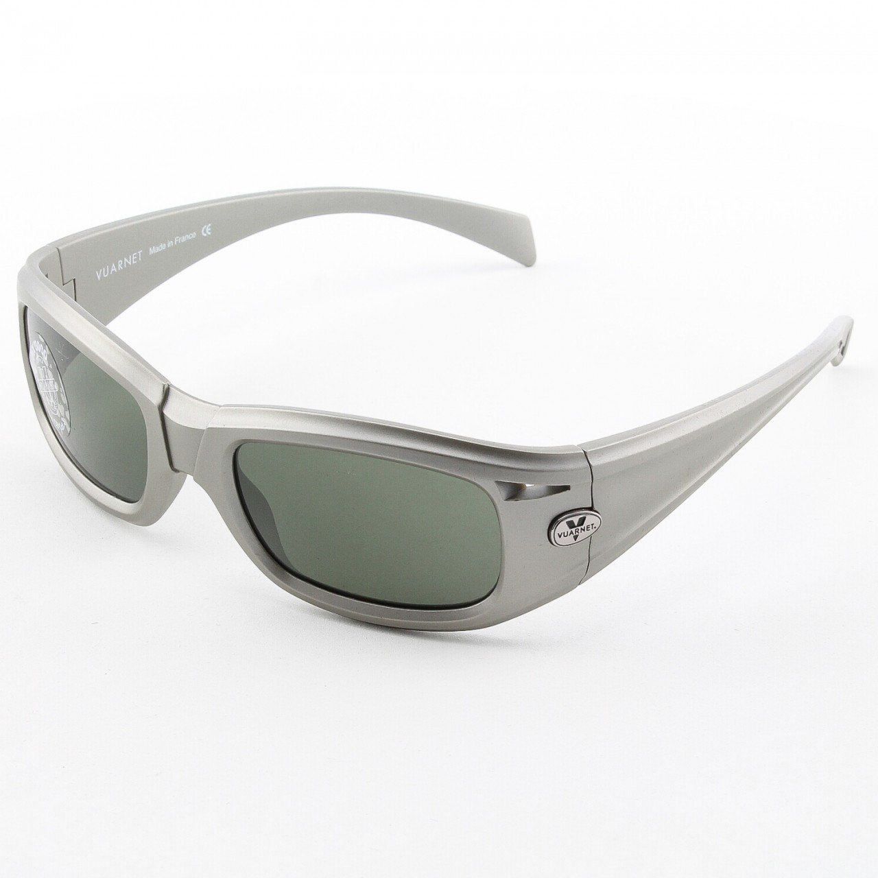 Vuarnet VL 1126 Sunglasses Col. P00L 1121 Silver with Grey PX3000 Lenses
