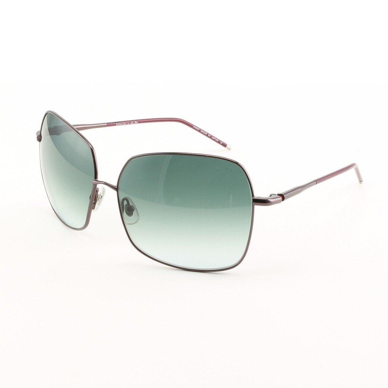 Blinde Lemme Guess Unisex Sunglasses Col. Black Cherry with Grey Lenses