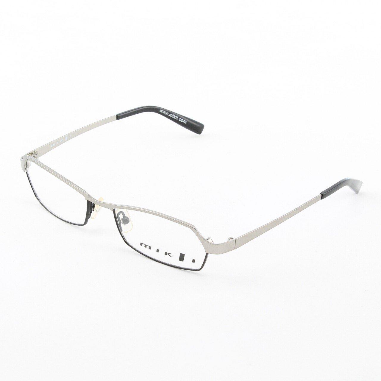 Alain Mikli Eyeglasses AL0521 Col. 01 Chrome Black