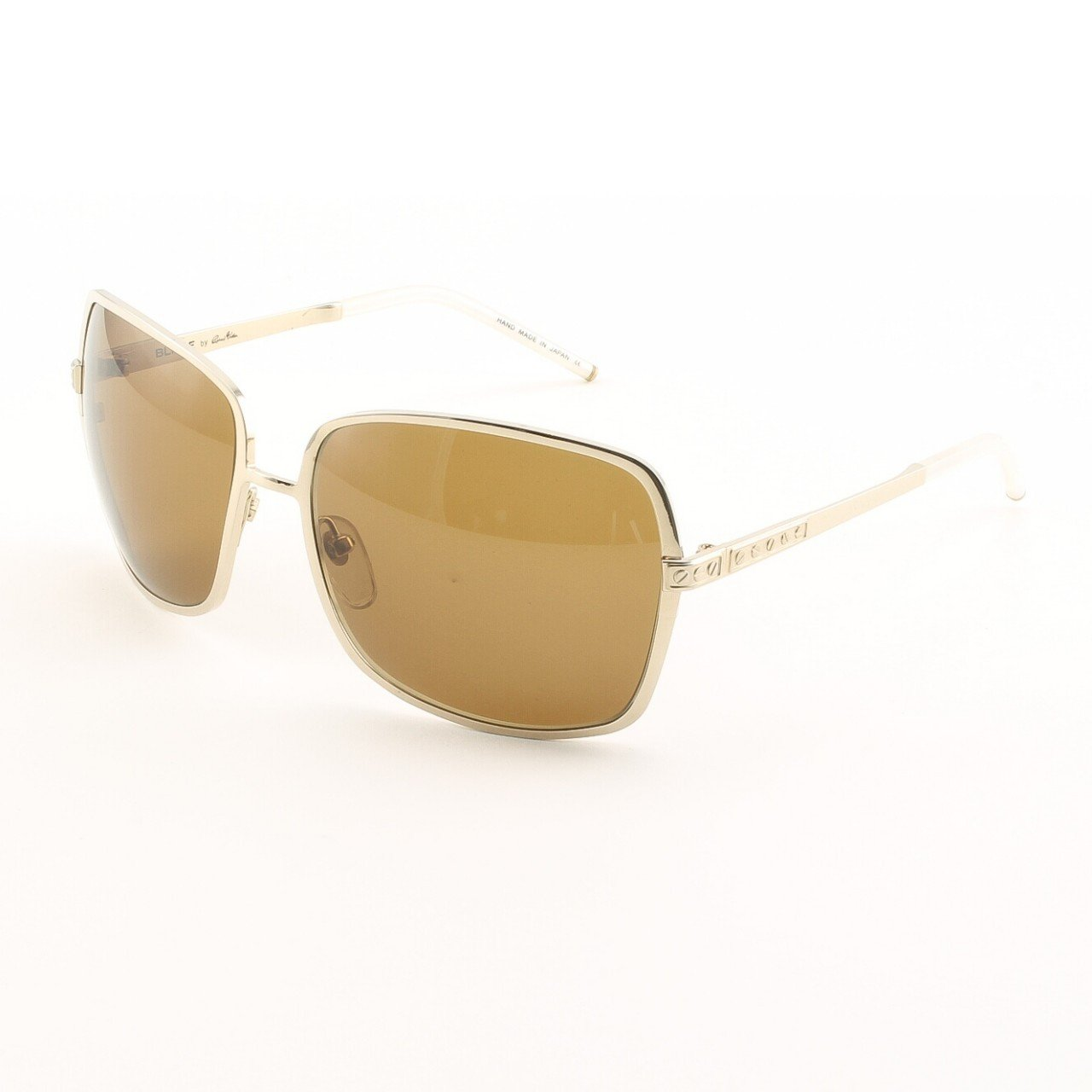 Blnde Me Me Me Women's Sunglasses Col. Gold with Brown Lenses