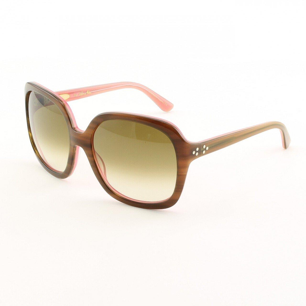 Blinde Never Had It So Good Women's Sunglasses Col. Tortoise Flamingo with Brown Gradient Lenses