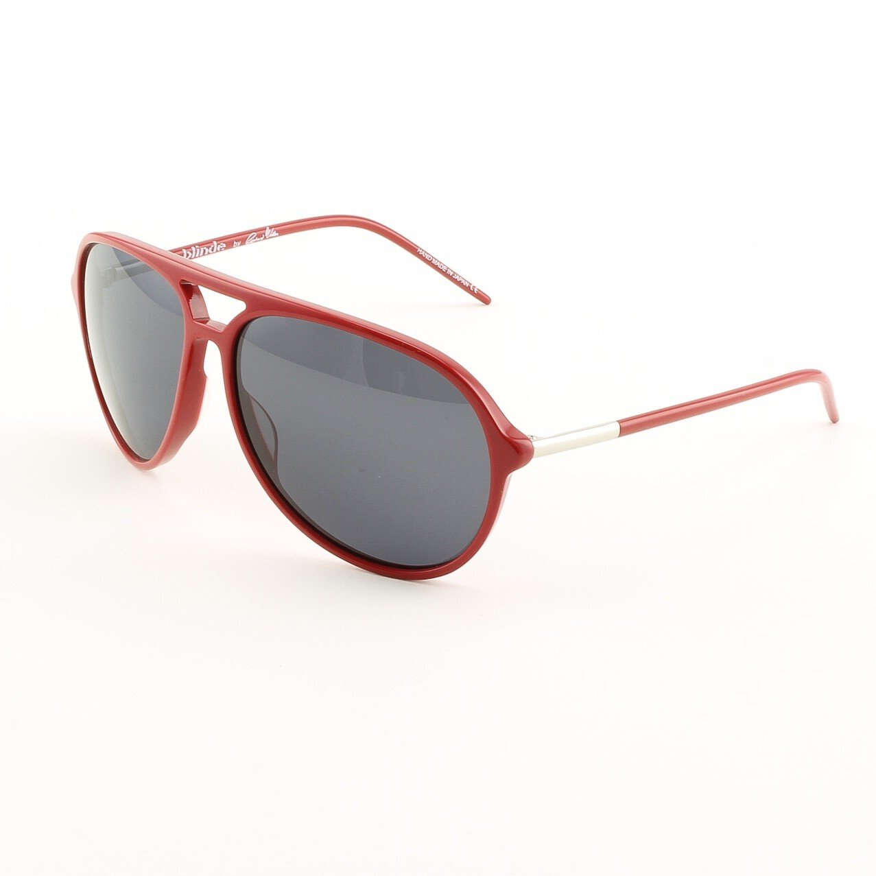 Blinde Joy Rides Men's Sunglasses Col. Red with Grey Lenses
