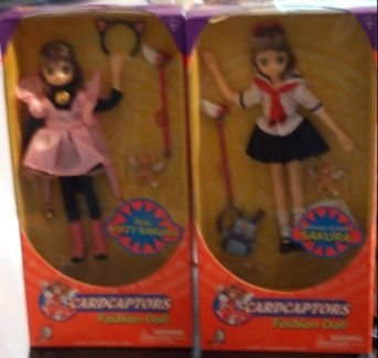 Cardcaptors Sakura doll school uniform