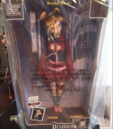 "Princess Ai Borrowed Threads 12"" doll by Bleeding Edge Goths"
