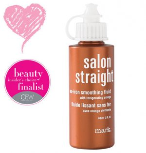 Salon Straight No-Iron Smoothing Fluid With Invigorating Orange
