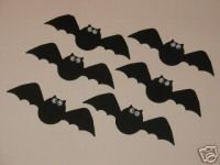 Sizzix Bats   Halloween, set of 6