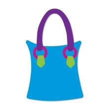 Handbag, #4, Sizzix Thin Cut