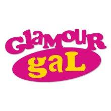 Glamour Gal (phrase)  Sizzix Thin Cut