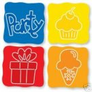 Birthday Set party cupcake ice cream cone gift