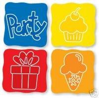 Birthday Set party cupcake ice cream cone gift