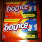 (12) boxes Bounce Dryer Sheets ~ Outdoor Fresh (total 408 sheets) #233
