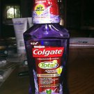 Lot of 4 Colgate Total Advanced Pro-Shield Mouthwash Wintermint Rush #241