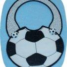 ITH Soccer Bib Machine Embroidery Designs