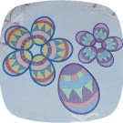 FSL Easter Egg Coaster & Doily Machine Embroidery Designs