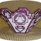 FSL Angel Bowl 5x7 Machine Embroidery Designs