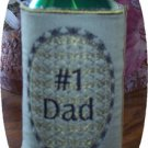 Dad Can Coozies 5x7 Machine Embroidery Designs