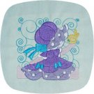 Sunbonnet Sue Block 9 Machine Embroidery Designs
