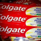 8  New Colgate Tartar Protection Whitening Cool Mint Gel Flavor  #32