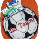 Soccer Candy Pocket Machine Embroidery Designs