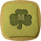 Shamrock Mug Rug Block Machine Embroidery Designs
