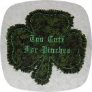 Raggy Shamrock 5x7 Machine Embroidery Designs