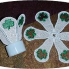 FSL St Patty Tea Light Shade Machine Embroidery Designs