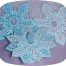 FSL Snowflake Delite Machine Embroidery Designs