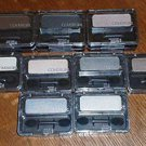 Lot of 12 Cover Girl Eyeshadows.  9 Colors, 3 Duplicates #102