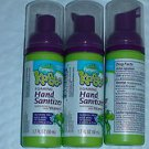 Pampers Kandoo Foaming Hand Sanitizer Moisturizing W/ Vitamin E Lot of 8