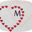 Twined Heart 2 4x4 Machine Embroidery Designs