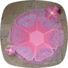 Romance & Lace Bowl and Doily Machine Embroidery Designs