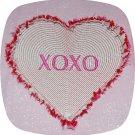 Raggy Valentine Heart 5x7 Machine Embroidery Designs