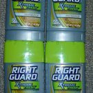 Lot of 6 Mens Right Guard XTreme Fresh Anti/Deodorant 2.1oz  Recharge #111