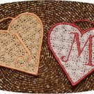 FSL Heart Charms 4x4 Machine Embroidery Designs