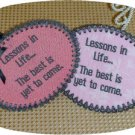 The Best Is Yet To Come 5x7 Machine Embroidery Designs