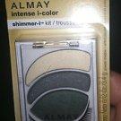 Lot of 2 Almay Intense i-color 423 Shimmer-i Kit for Hazels  #153